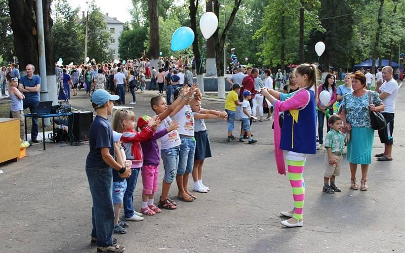 День защиты детей вБрянске: что подготовили городские парки?