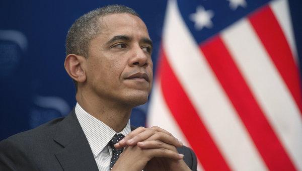 СМИ: Обама проинформирован о стрельбе в университете Калифорнии
