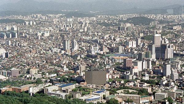 СМИ: причиной обвала на стройке метро близ Сеула мог стать взрыв газа