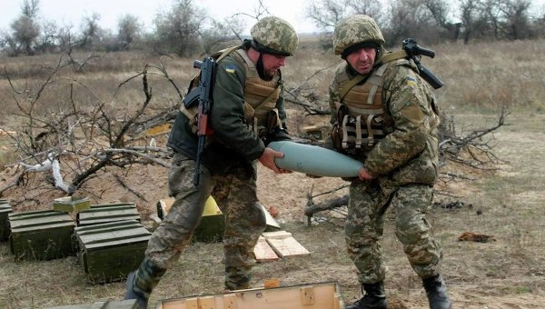 ЛНР: ВСУ четыре раза нарушили режим прекращения огня в Донбассе за сутки