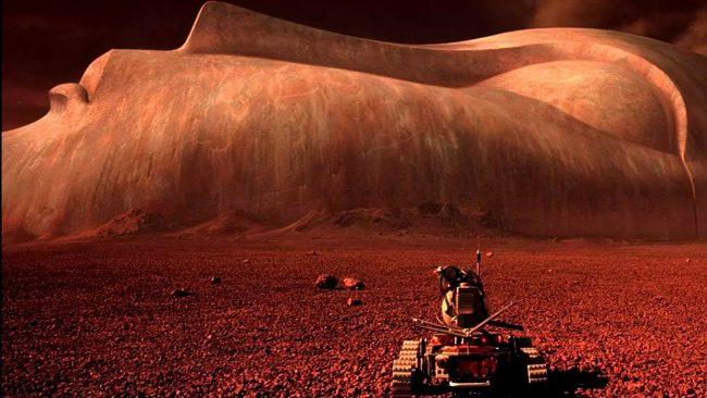 10 безумных теорий заговора и предположений, связанных с Марсом