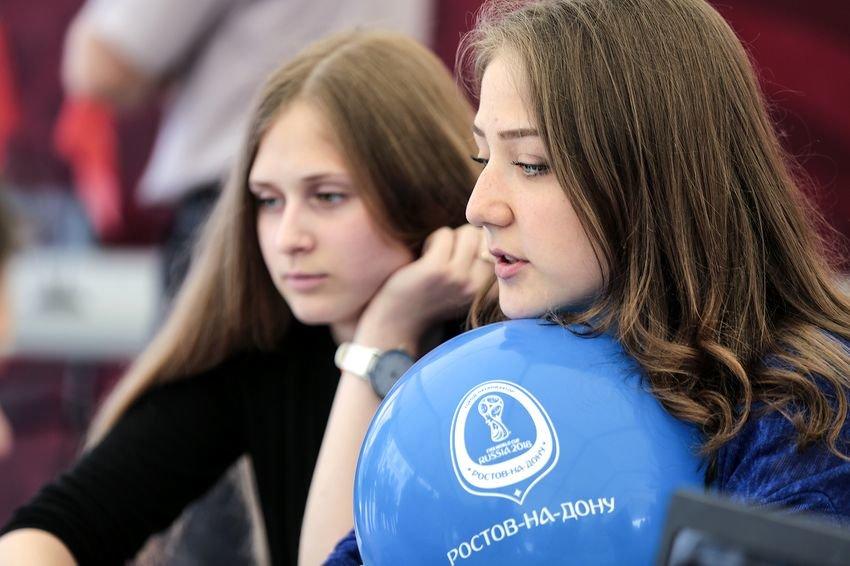 В Ростове начали набирать волонтеров на ЧМ-2018