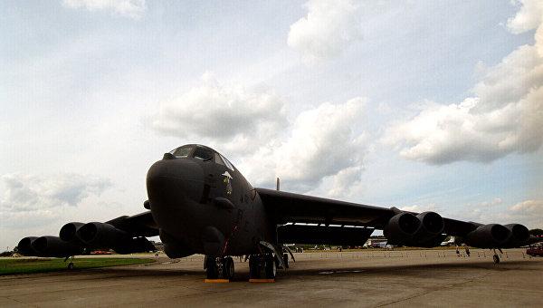 В учениях НАТО в Европе примут участие три бомбардировщика США В-52