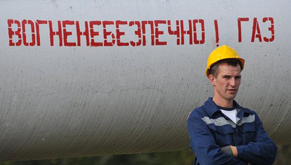 Транзит газа в Европу через Украину в январе-мае вырос на 34%