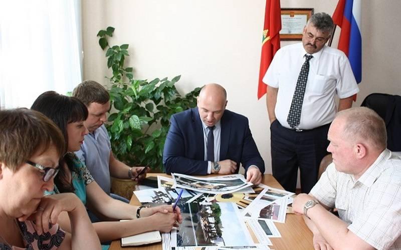 В Брянске представили проект благоустройства Набережной