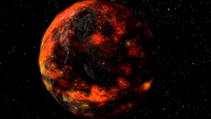 Основным источником воды на Луне являются метеориты