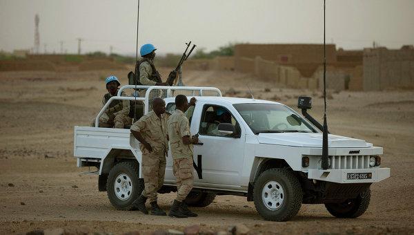Генсек ООН рекомендовал СБ увеличить число миротворцев в Мали на 2,5 тысяч
