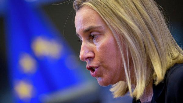 Глава европейской дипломатии обсудит в Варшаве санкции против Росиии