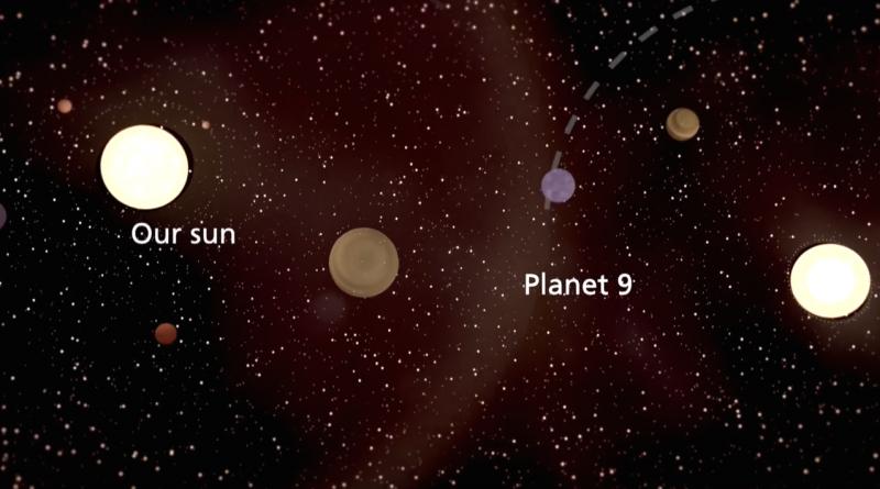 Девятая планета могла быть… украдена