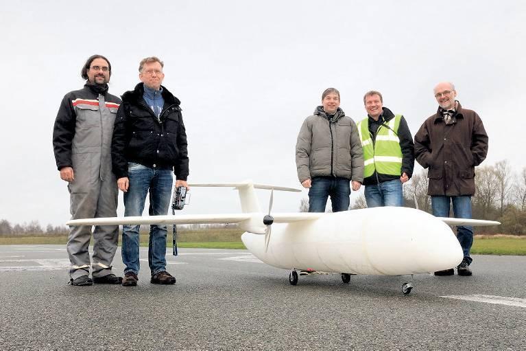 Компания Airbus показала напечатанный на 3D-принтере самолёт