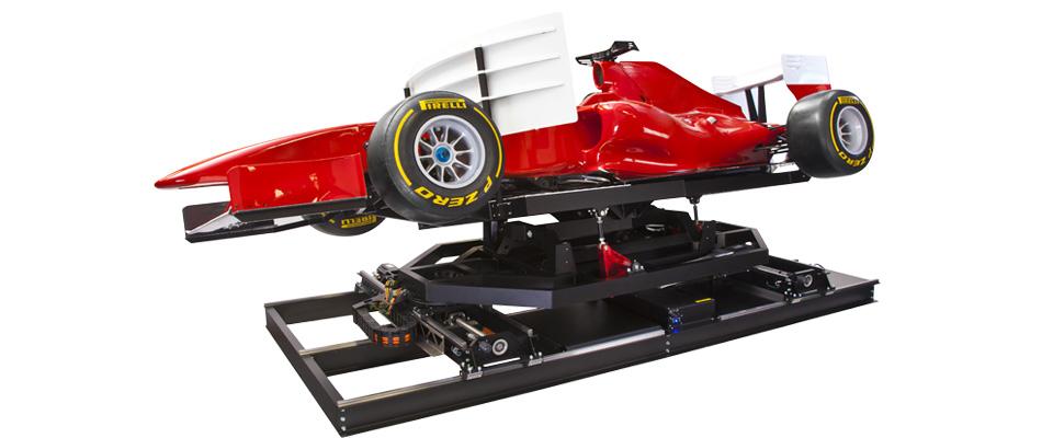 Самая крутая аркадная кабина Formula 1 поступила в продажу