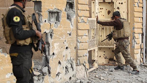 Армия Ирака освободила от ИГ населенный пункт к северу от Эль-Фаллуджи