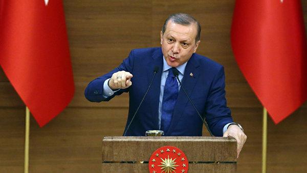 Эрдоган увидел шантаж в решении бундестага по геноциду армян