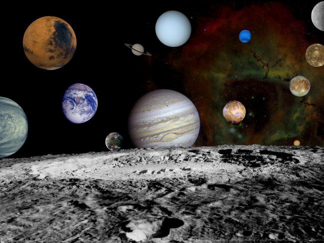 Как сформировалась наша Солнечная система?