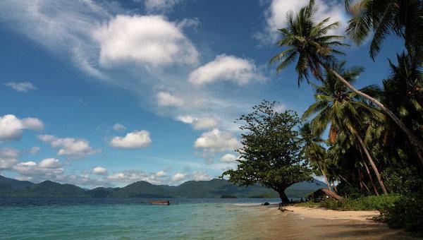 У берегов Индонезии произошло землетрясение магнитудой 6,3 балла