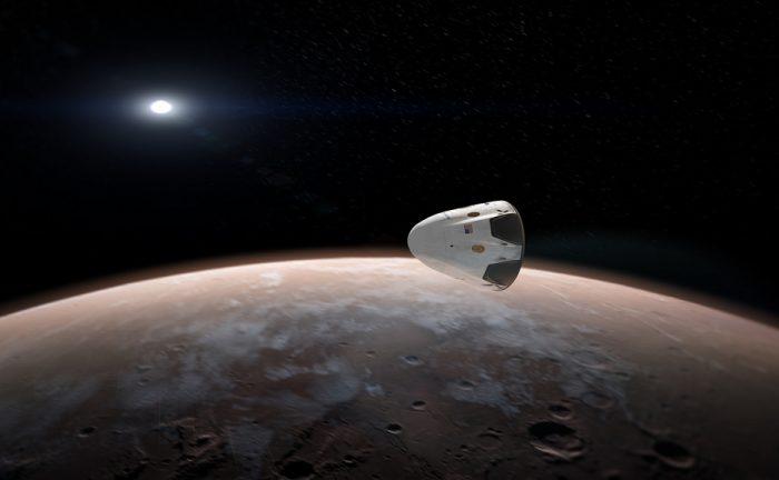 Элон Маск пообещал доставить людей на Марс в 2024 году
