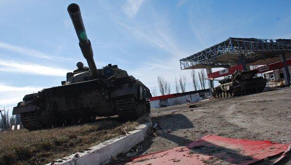 Саперы обнаружили в Дебальцево более 400 снарядов за три дня – МЧС ДНР