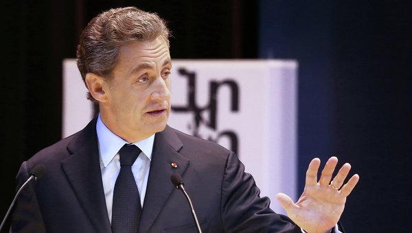 Экс-президент Франции Николя Саркози выступит на ПМЭФ-2016