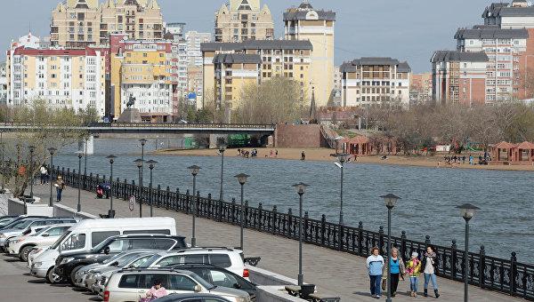 В Казахстане экс-главу