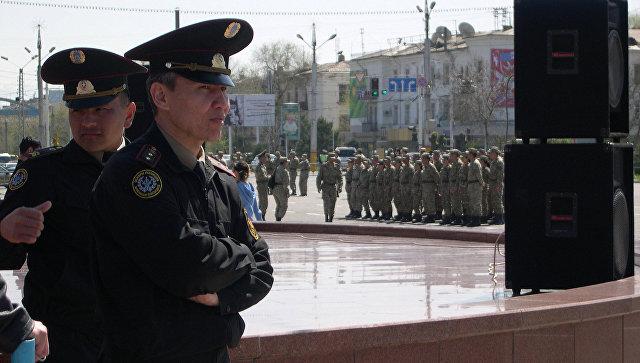 В Казахстане из-за ложного сообщения о бомбе эвакуировали около 500 человек