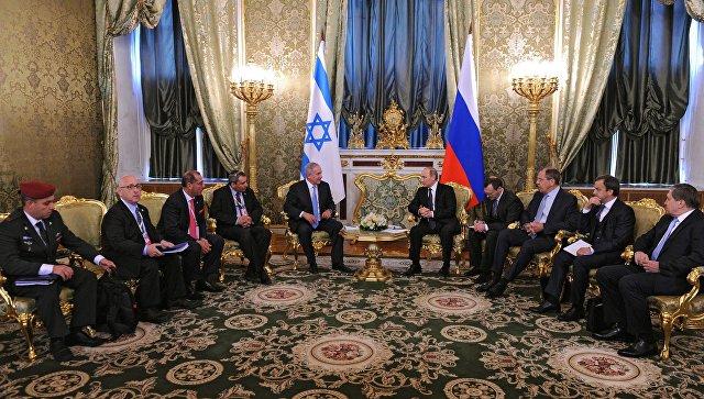 Путин: РФ положительно относится к переговорам между Турцией и Израилем