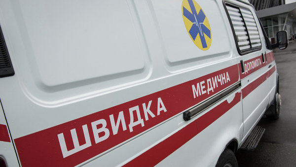 В Хмельницкой области Украины разбился вертолет