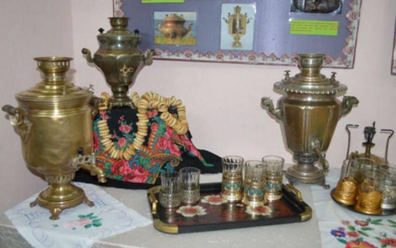 На выставке самоваров брянцы узнают отрадициях русского чаепития