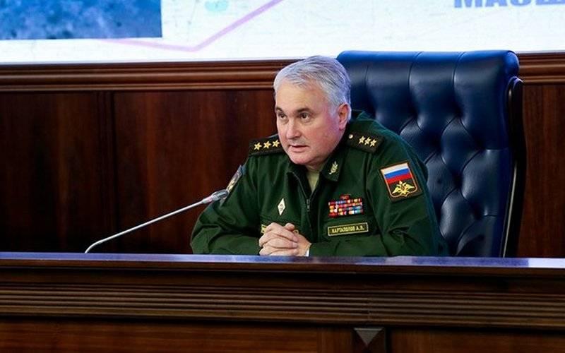 Командующий войсками Западного военного округа навестит стрелков вБрянской области