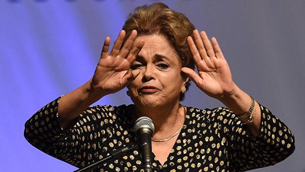 Опрос: более половины бразильцев поддерживают импичмент Роуссефф