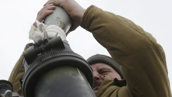 СМИ: украинские силовики выпустили 49 мин по территории ДНР в среду