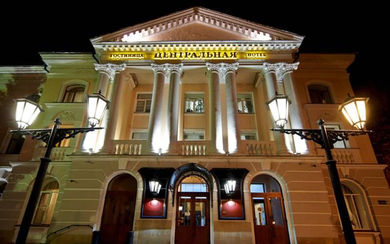 Власти Брянска продают долю гостиницы «Центральная»