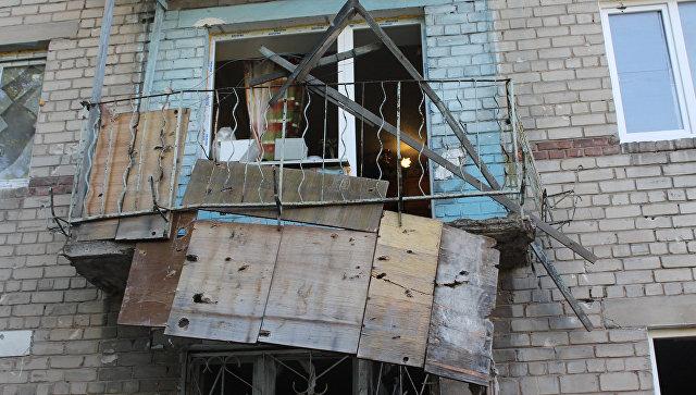 В ДНР заявили, что украинские войска обстреливают северный Донецк