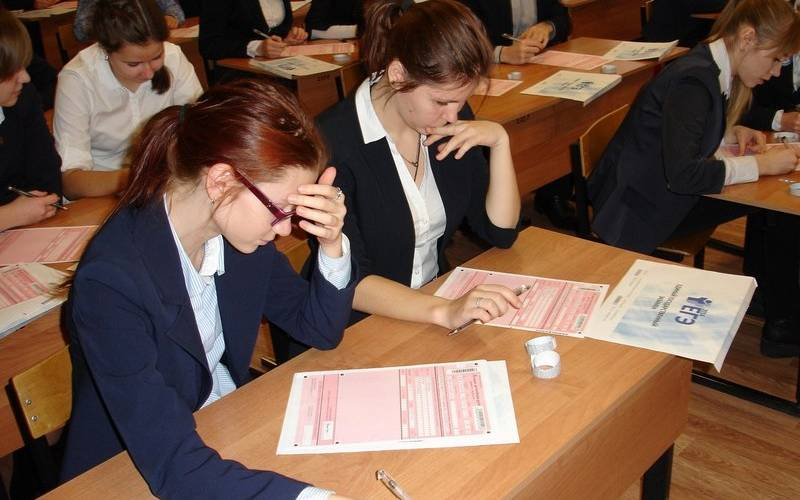 В Брянской области ЕГЭ пообществознанию выпускники написали безнарушений