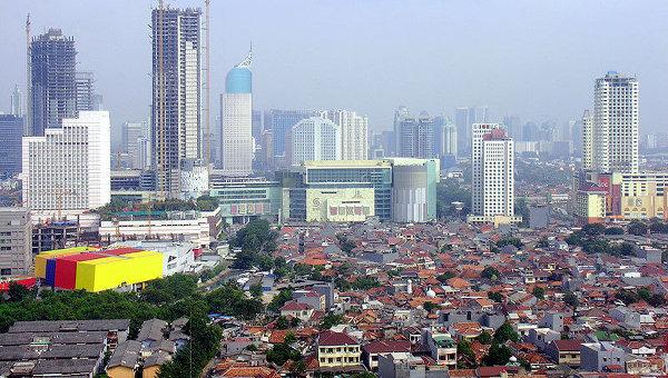 У берегов Индонезии произошло землетрясение магнитудой 6,2