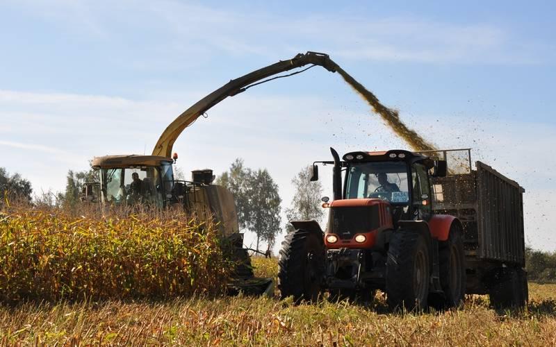С начала года АПХ «Мираторг» увеличил парк сельхозтехники на30 процентов