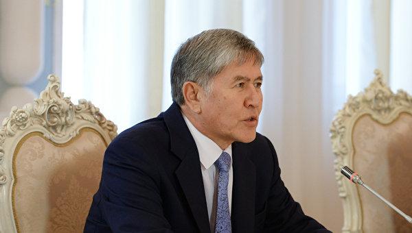 Глава Киргизии считает недопустимым вмешательство религии в политику