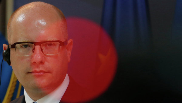 Премьеры Молдавии и Чехии заявили о важности выполнения минских соглашений