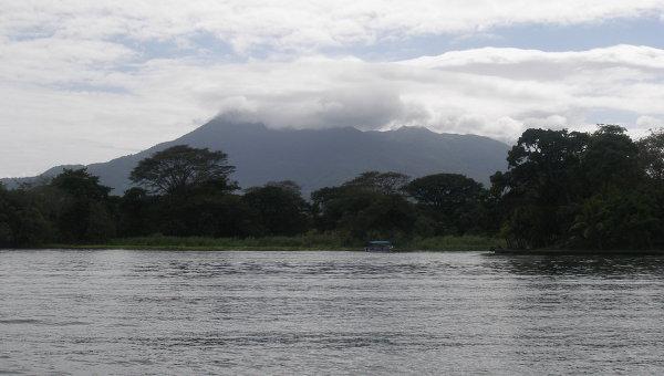 У берегов Никарагуа произошло землетрясение магнитудой 6,4