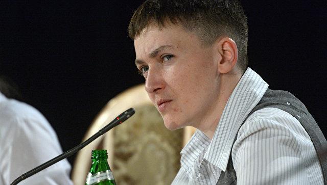 Опрос: около 15% киевлян проголосовали бы за потенциальную партию Савченко