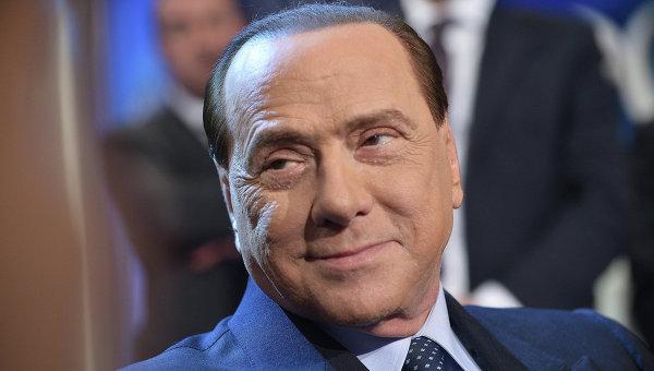 Операция на сердце Берлускони может состояться 14 июня