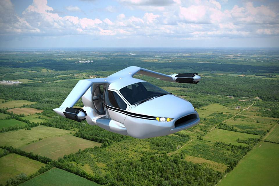 Ларри Пейдж из Google увлёкся летательными аппаратами