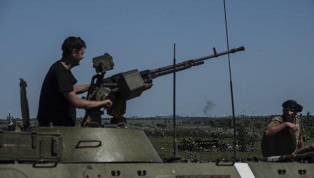 ДНР: Киев не соблюдает договоренности о полном прекращении огня
