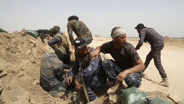 Полиция: штурм центра Эль-Фаллуджи произойдет в течение двух-трех дней
