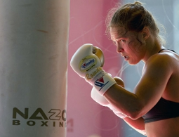 Хакеры опубликовали откровенные фото женщин-бойцов UFC