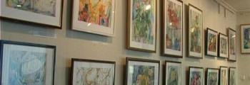 Выставка художника И. Кизлова