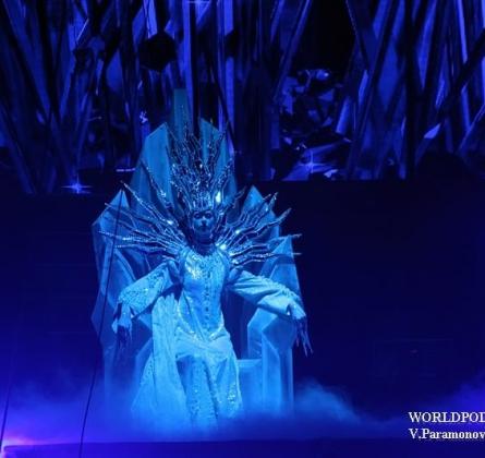 Снежная Королева   Цирк