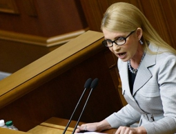 Тимошенко заявила, что Украиной управляют извне
