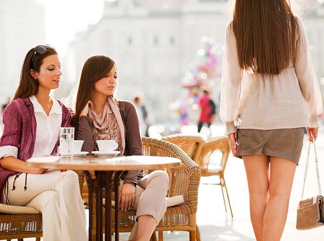 Почему женщины не любят друг друга