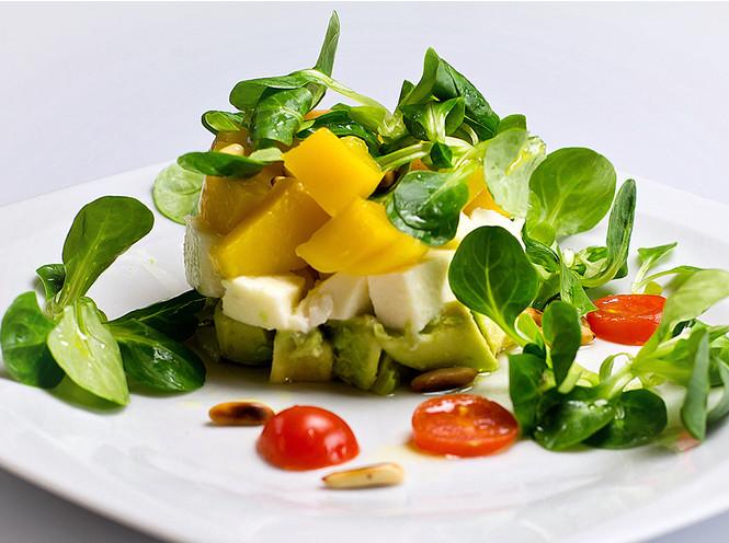 Лучшие рецепты блюд из авокадо