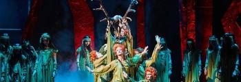 Опера БАЛ-МАСКАРАД | Новосибирский театр оперы и балета